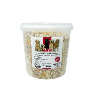 Mix Cereali soffiati e Verdure Criss