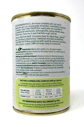 Maiale 400 gr ingredienti